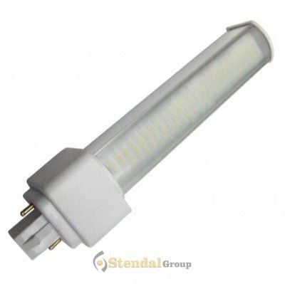 BIOLEDEX® G24 LED Lampe 8W 600 Lumen 100° Weiss